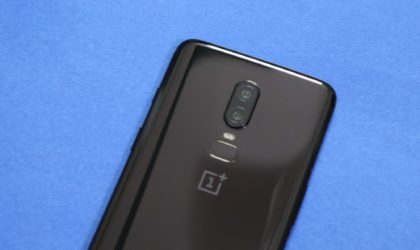 OxygenOS 9.0.2 update for OnePlus 6 adds Nightscape, Studio Lighting, November patch, and more