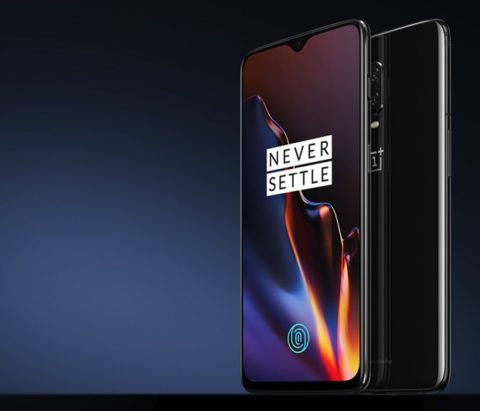 OnePlus 6T gets announced with in-display fingerprint scanner