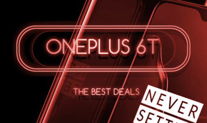 OnePlus 6T deals: T-Mobile USA and carrier offers in UK revealed. Act now!