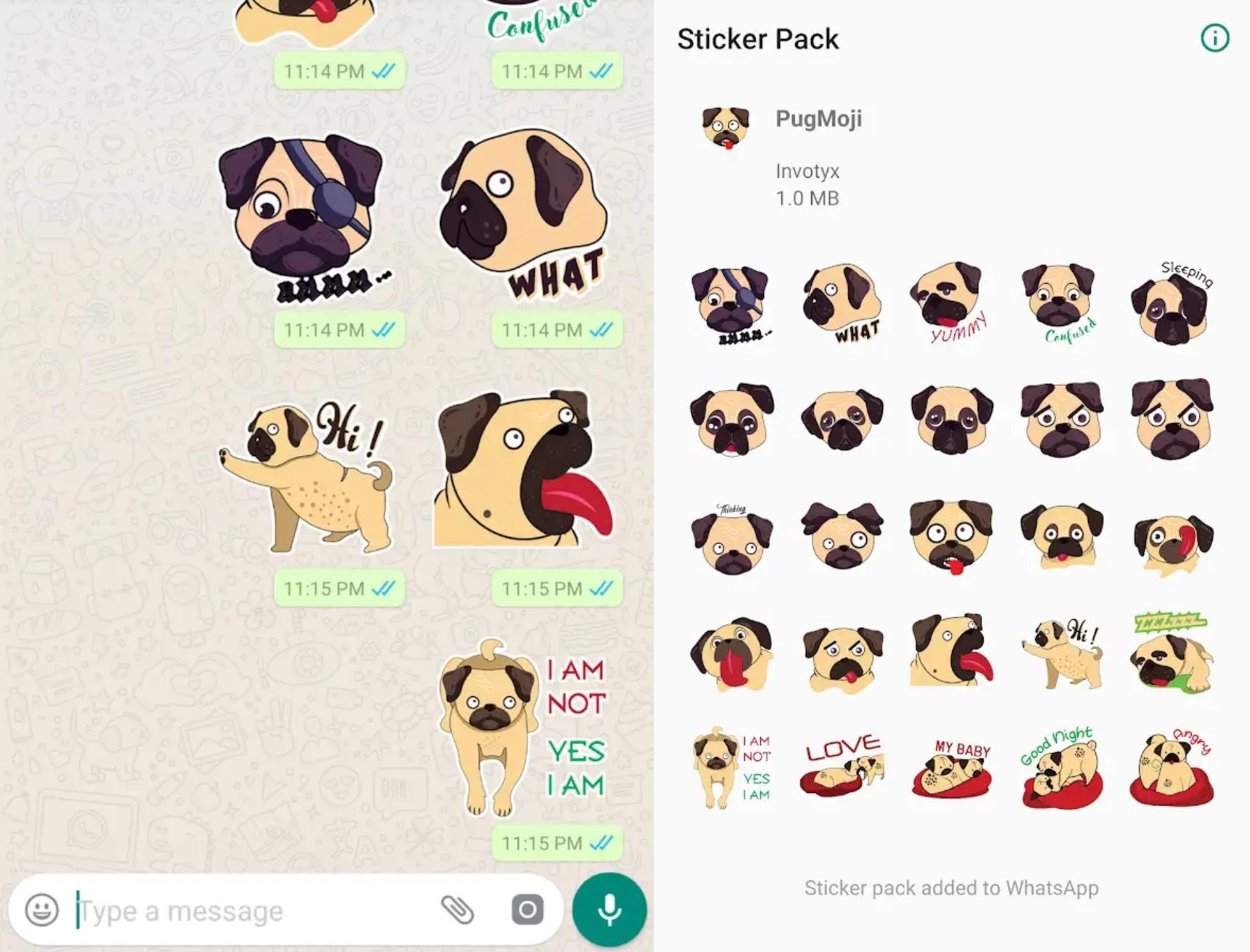 Pug-Emoji-Stickers