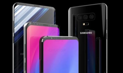 Check out the specs of the Galaxy S10's triple camera