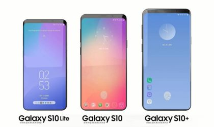 Galaxy S10 could match the Xiaomi Mi Mix 3's screen-to-body ratio and massive RAM offering