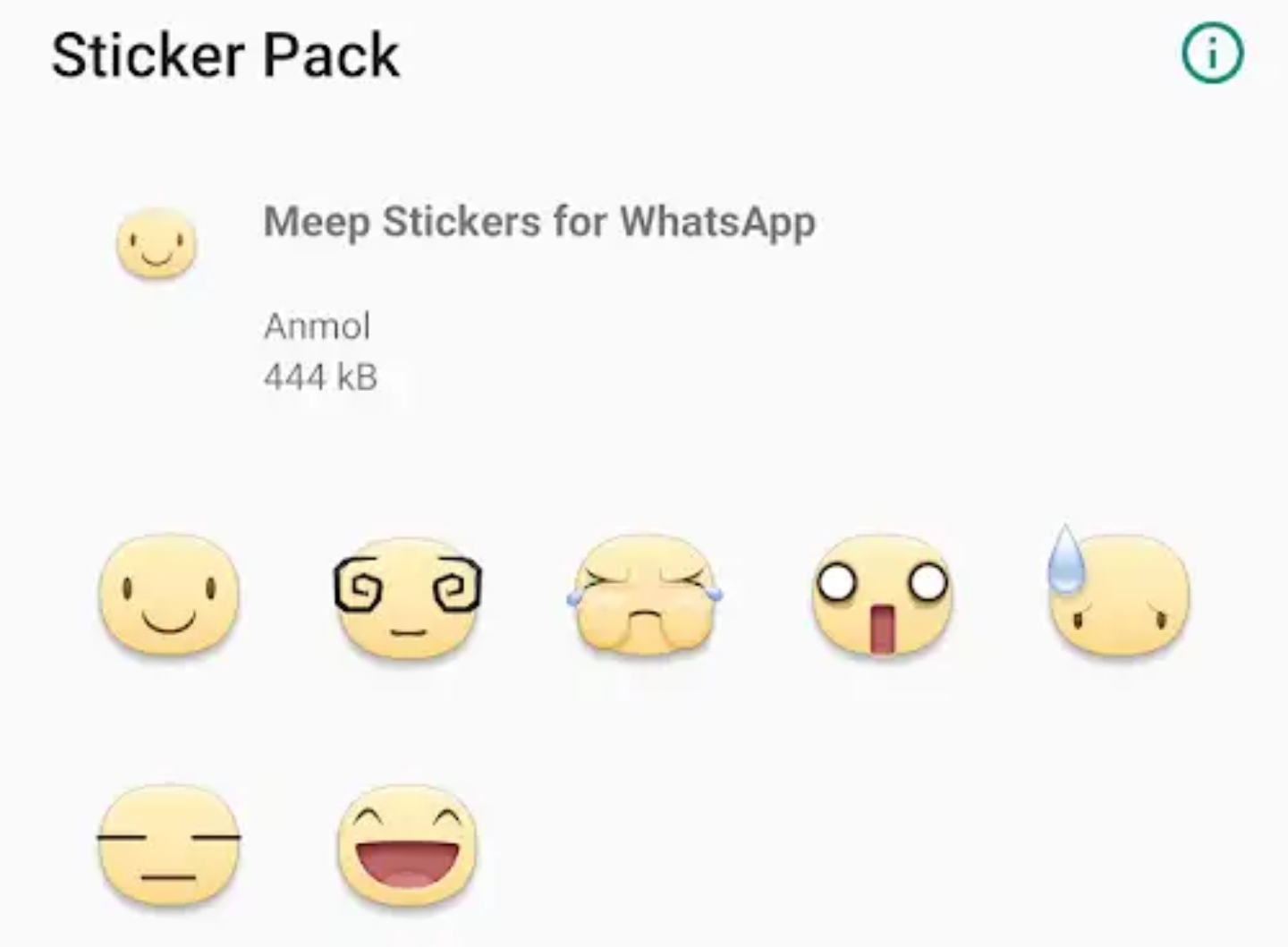 Top 51 WhatsApp stickers you should use [Download]: Personal