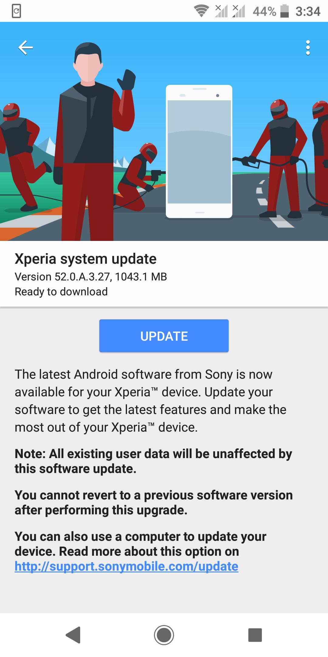 Xperia-XZ2-Pie-update-1