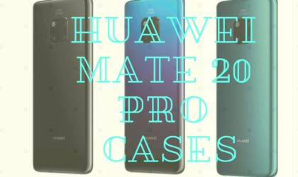 Best slim cases for the Huawei Mate 20 Pro