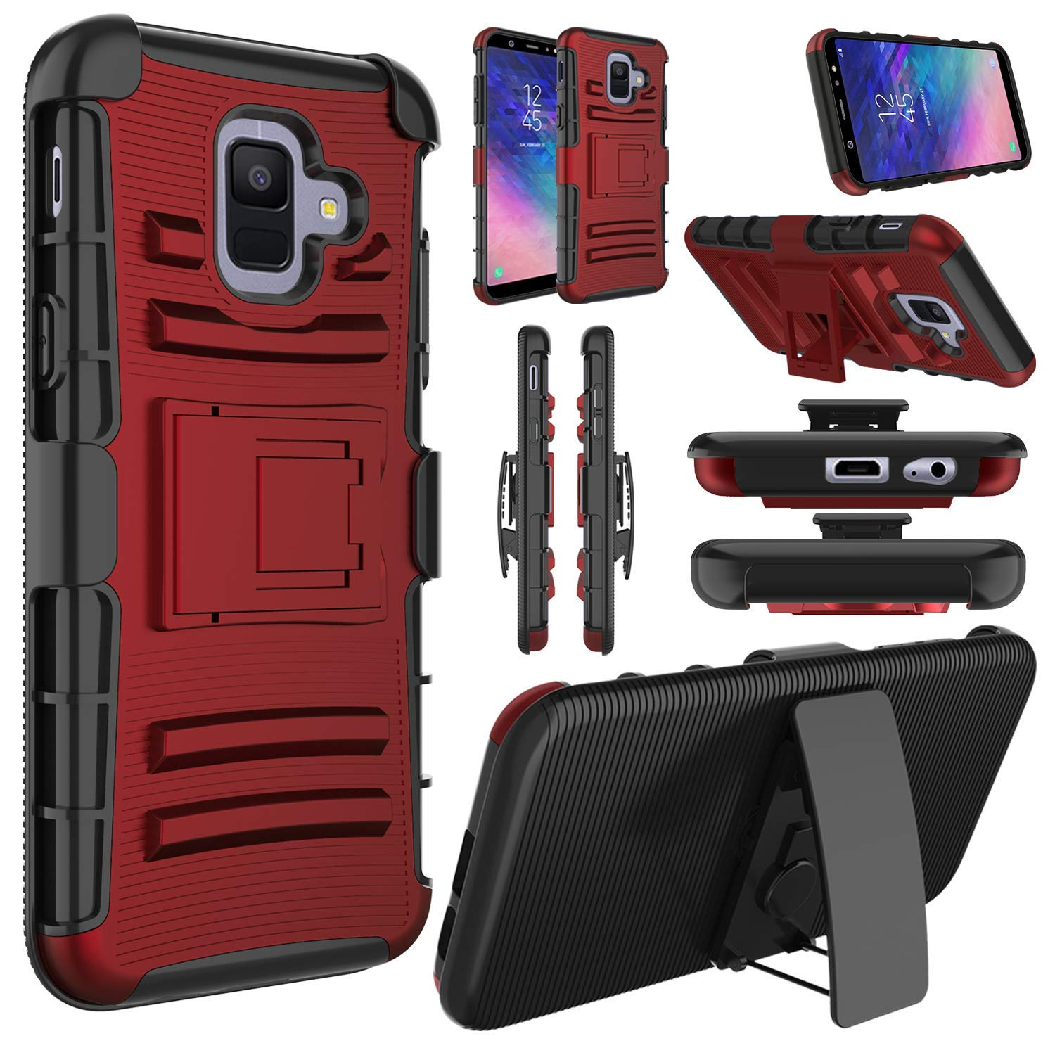 Page 11 The Android Soul Case Galaxy Note 9 Spigen Modern Slim Design Neo Hybrid Casing Burgundy Elegant Choise A6 Protective