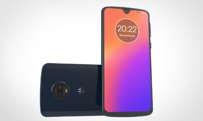 Key specs of Moto G7, Moto G7+ and Moto Z4 revealed