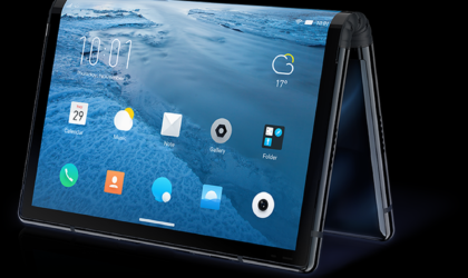 An LG foldable phone could be presented at CES 2019