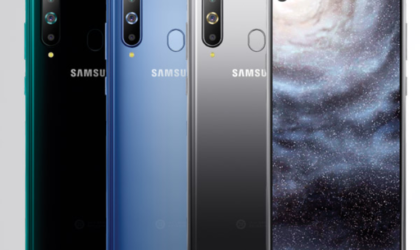 Samsung Galaxy A8s: It's official. Here's all you need to know