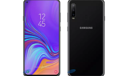 Samsung Galaxy A8s: Leaked pics will make you drool over it