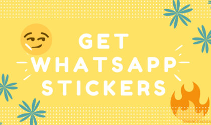 How to get WhatsApp stickers update?