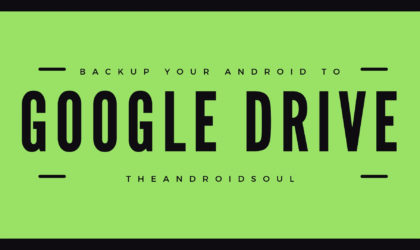 How to force backup your Android phone data to Google Drive