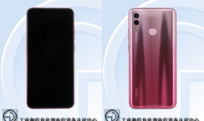 Huawei Honor 10 Lite images leak out at TENAA
