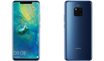 Optus Australia's Mate 20 Pro offer includes free Huawei FreeBuds worth $199