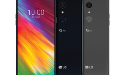 LG G7 Fit to finally go on sale this week in Europe, Asia, and other markets