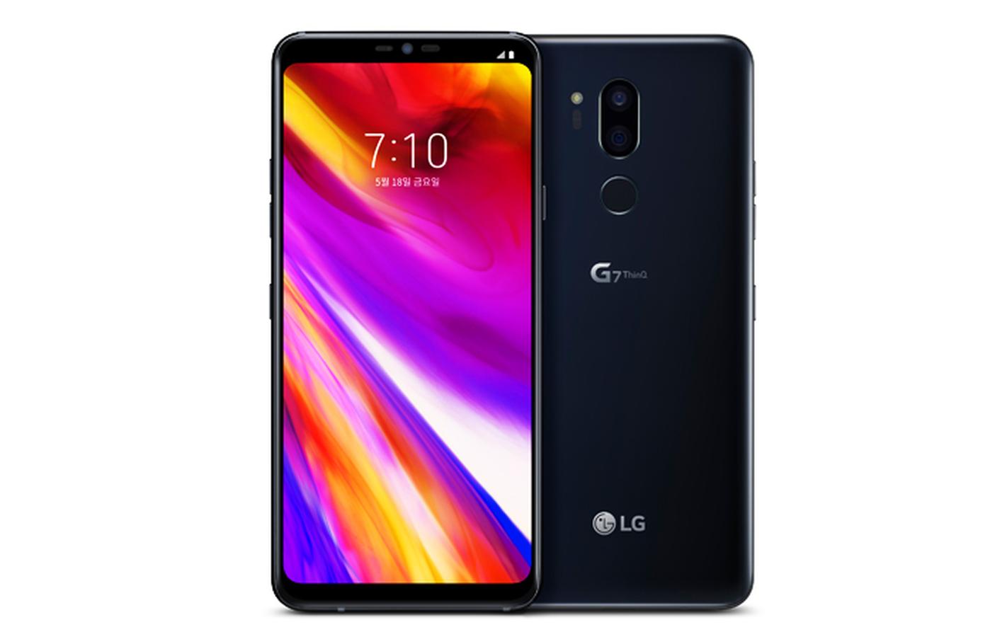LG G7 ThinQ gets Pie beta