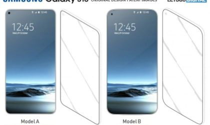 Galaxy A8 alleged panel leaked, might launch with Infinity-O display