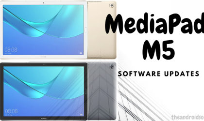 Huawei MediaPad M5 Pie update news and more: EMUI 9.0 beta available in China, Treble Pie ROM available too