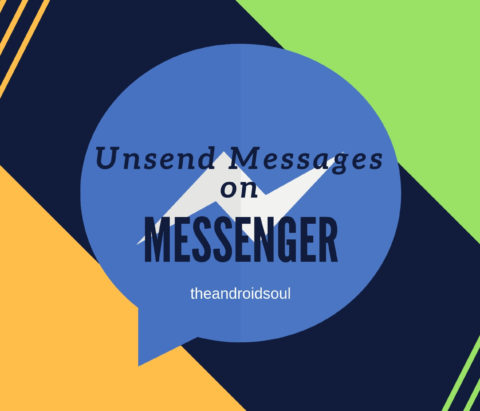 How to unsend messages on Facebook Messenger app