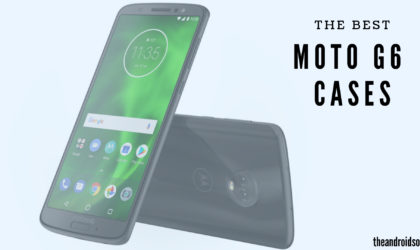 Best Moto G6 wallet/leather cases