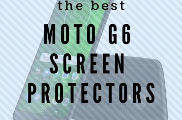 Moto G6 screen protectors