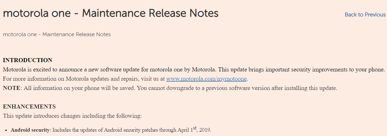Moto-One-April-2019-security-update