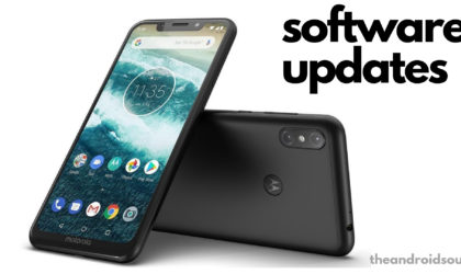 Moto One and One Power Pie update news and more: Android 9 OTA available for download
