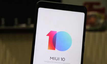 MIUI 10 version 9.2.28 adds Game Booster and fixes WhatsApp notification badge issue
