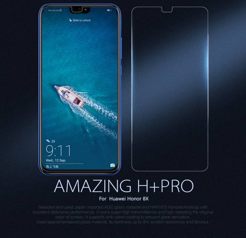 Nilkin-Tempered-Glass-Honor-8X