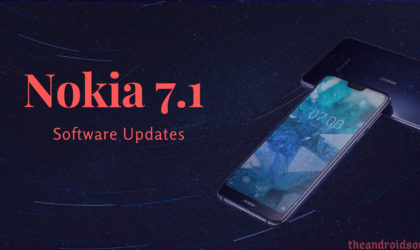 Nokia 7.1 update: March 2019 security patch arrives