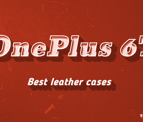 Best leather cases for OnePlus 6T