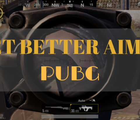 How to aim better in PUBG Mobile