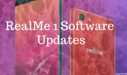 Realme 1 Pie update news and more: ColorOS 5.2 beta rolling out this week