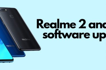 Realme 2 and 2 Pro updates