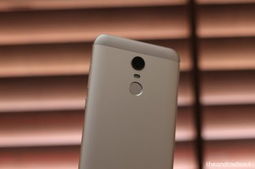 Redmi 5 Plus MIUI 10 OTA update