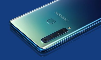 Samsung Galaxy A9 (2018) with quad rear-cameras launched in India