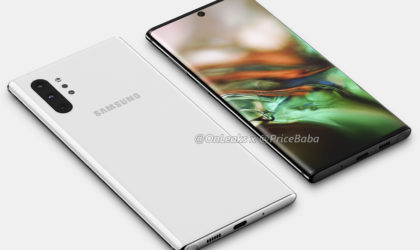 More Galaxy Note 10 leaks: Model numbers, screen sizes, storage options, and battery capacity