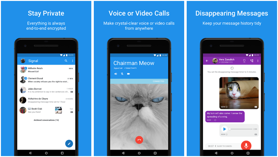The 11 Best Texting Apps for Android