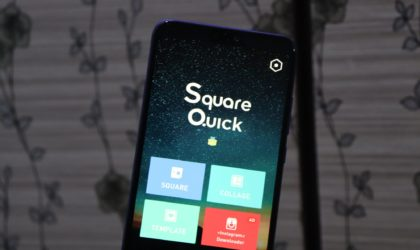 How to edit images on Android like a boss with Square Quick Pro