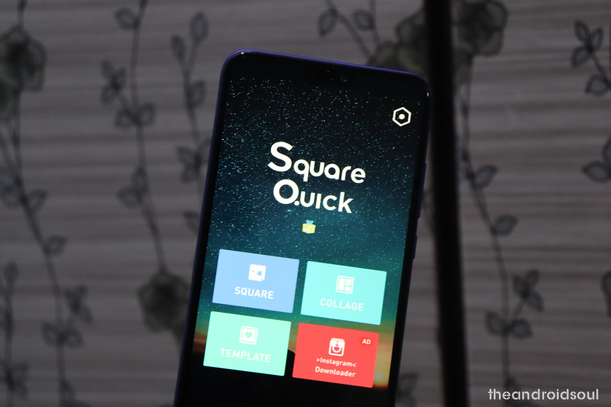 Square Quick Android App