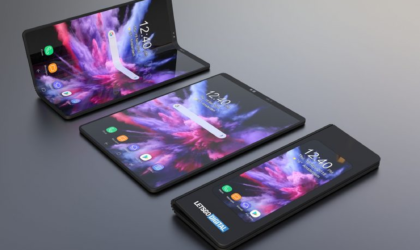 Samsung Galaxy Fold could be the name of first foldable phone by the company