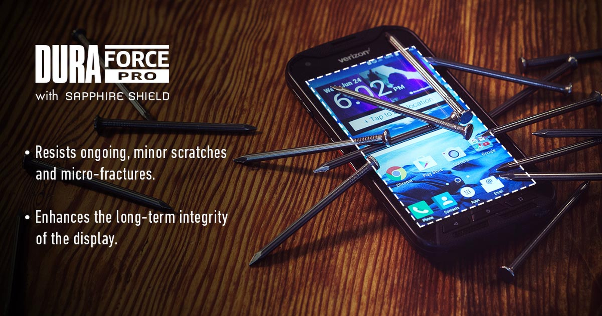 Verizon's Kyocera DuraForce Pro 2: All you need to know