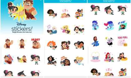 'Ralph Breaks the Internet' sticker pack for WhatsApp is available to download