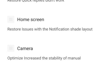Xiaomi Mi MIX 2S: New MIUI 10 update 10.0.4 released