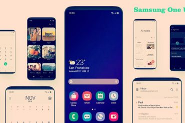 samsung one UI update