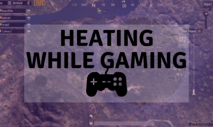Heating problem when playing games? Know this