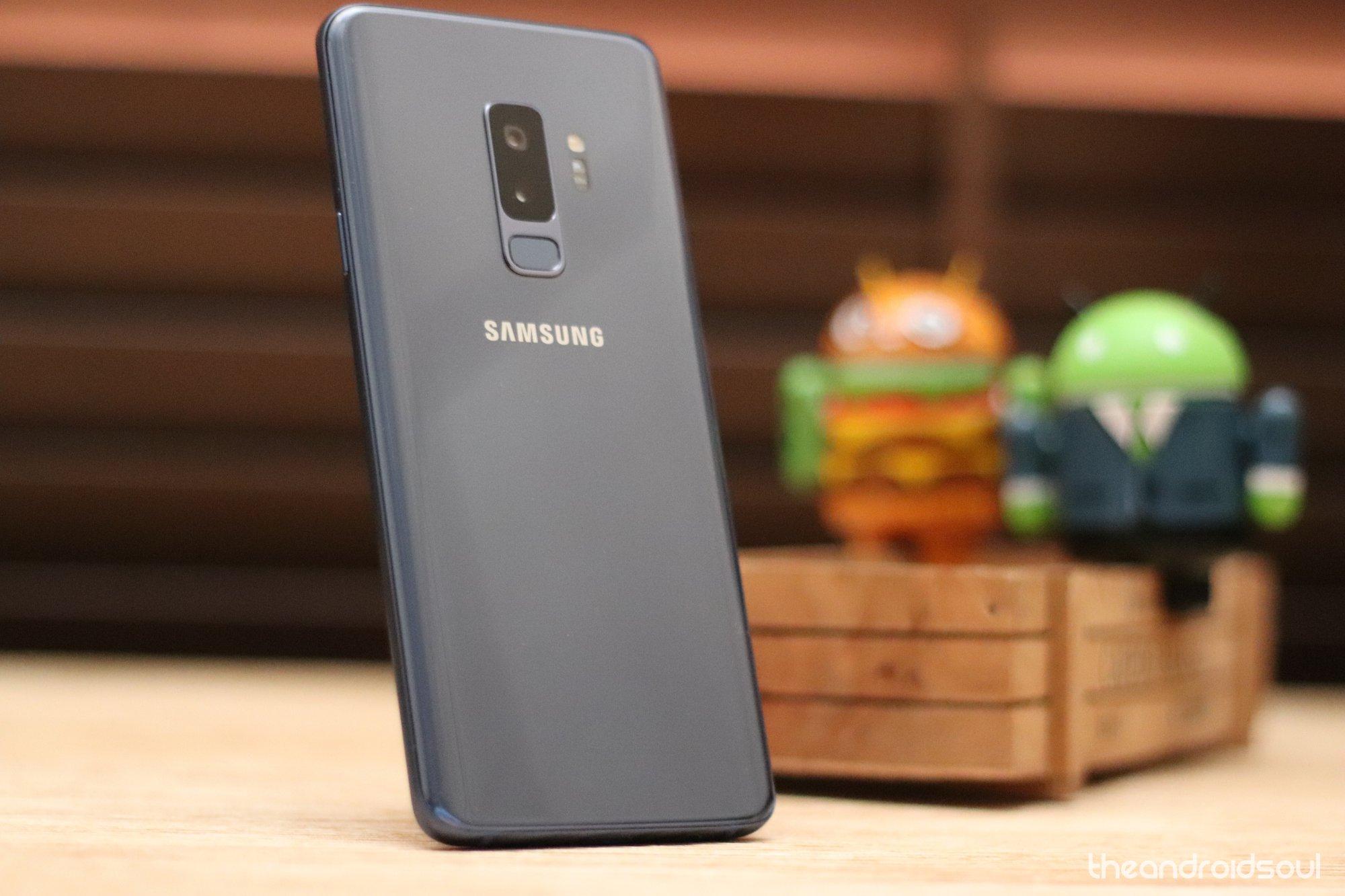 Galaxy S9 beta 3
