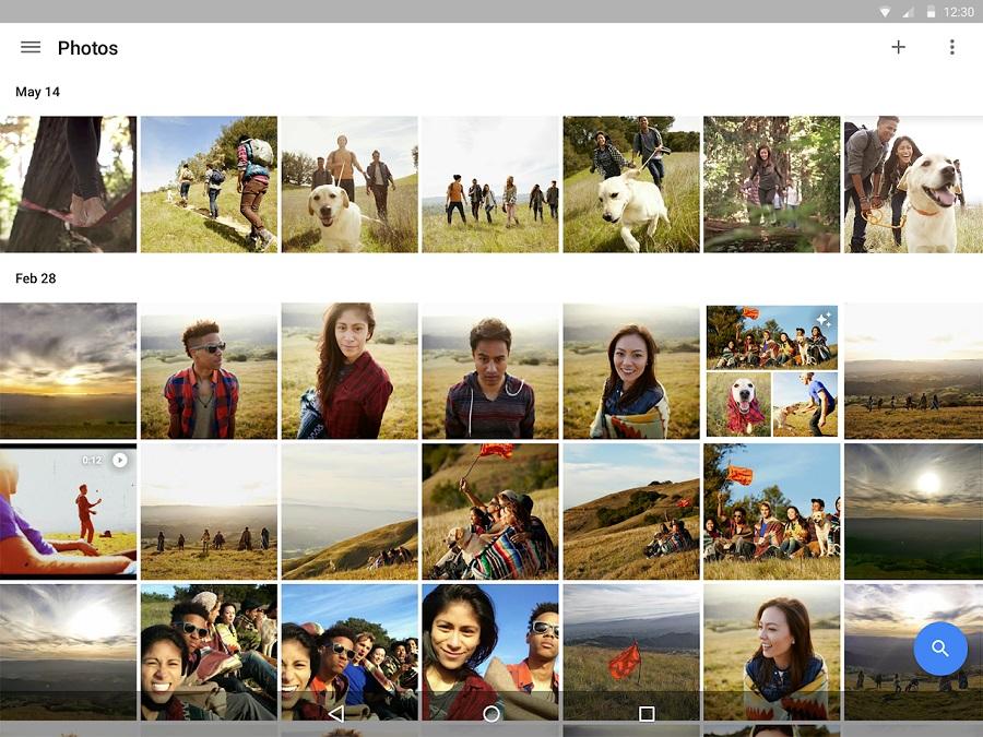 Google-Photos-Easy-Access