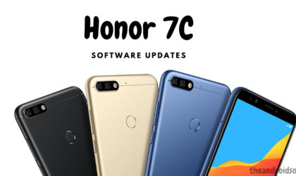 Honor 7C Pie update news and more: November 2018 patch now rolling out