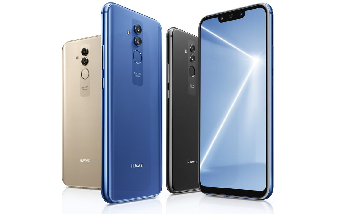Huawei Mate 20 Lite Pie update news and more: April patch